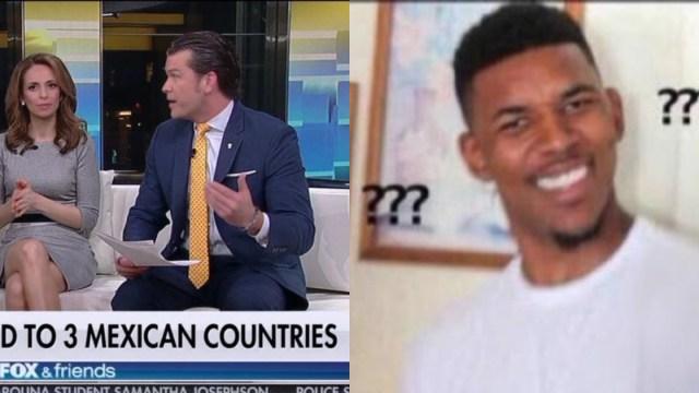 Fox News Dice Que Hay 3 Países Mexicanos, Países Mexicanos, Fox News, Centroamérica, El Salvador, Guatemala