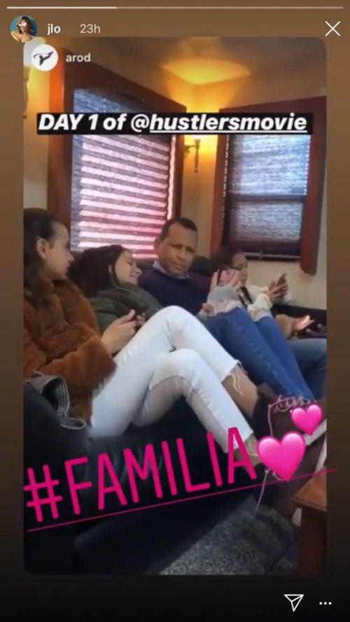 Jennifer Lopez y Alex Rodriguez responden a supuesta infidelidad del jugador