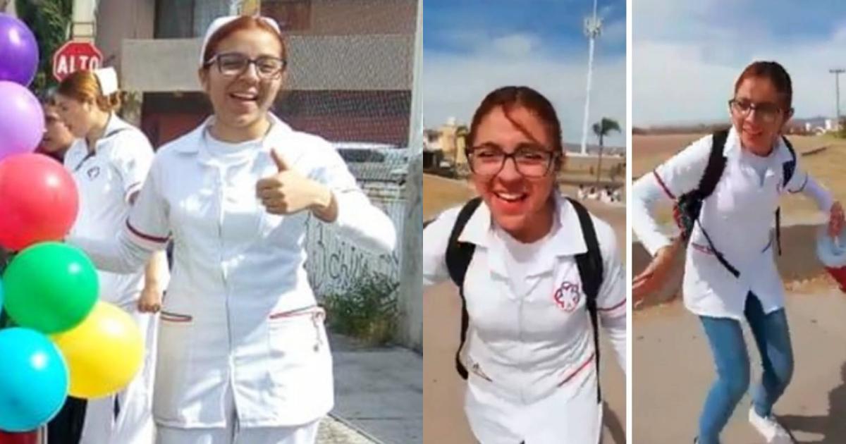 Karla Centeno: enfermera con canción viral de vacunas