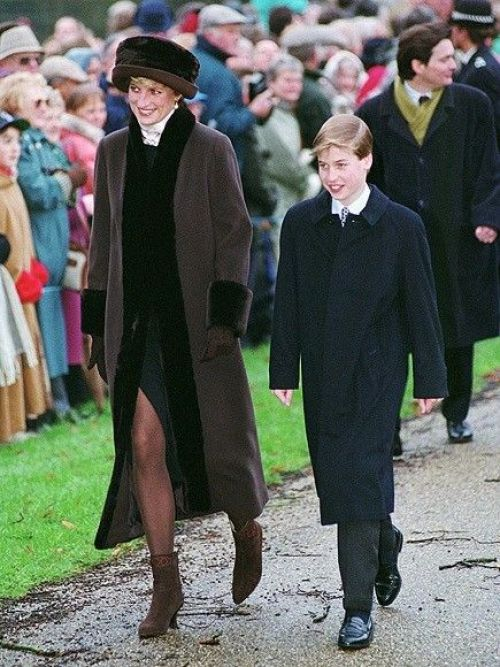 Se revela foto inédita de la princesa Diana