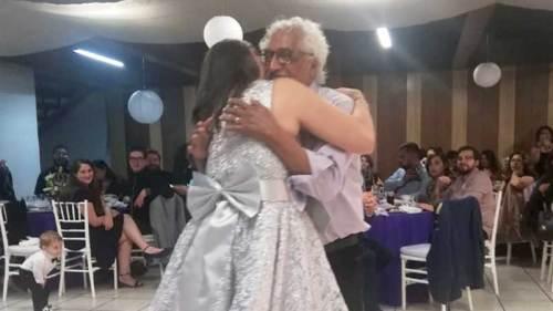 Rafael Inclan se casa con Paola Lavat