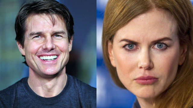 Tom Cruise prohibió a Nicole Kidman ir a boda de su hijo