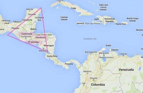 FOX News dice que El Salvador, Honduras y Guatemala son países mexicanos