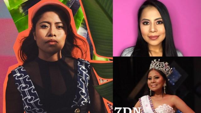 EFECTO YALITZA: joven indígena gana concurso de belleza