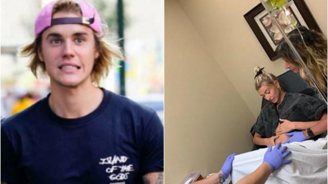 Justin Bieber y Hailey serán padres