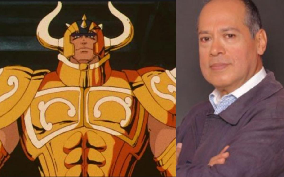 Muere Alfonso Ramírez la voz de Tauro Caballeros del Zodiaco