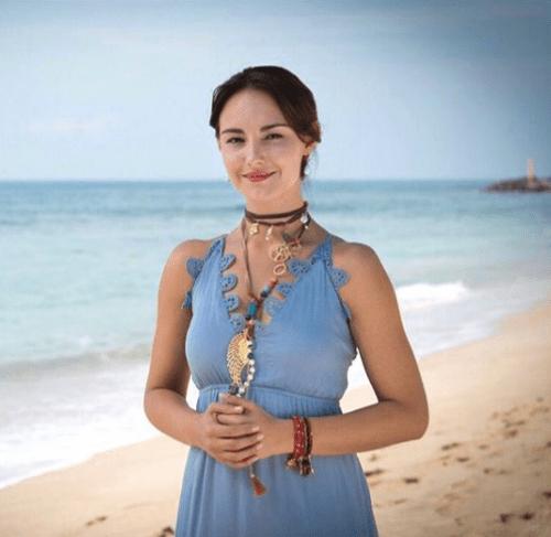 Natalia Tellez se besaba con Gonzalo Vega Jr, novio de Jade Fraser