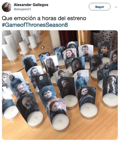 Memes de la nueva temporada de Game of Thrones