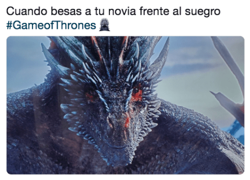 Memes nuevo capítulo de Game of Thrones