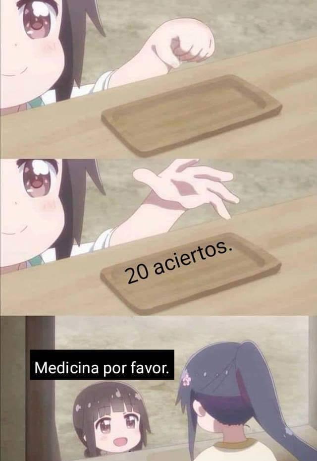 Memes de la niña de anime pagando