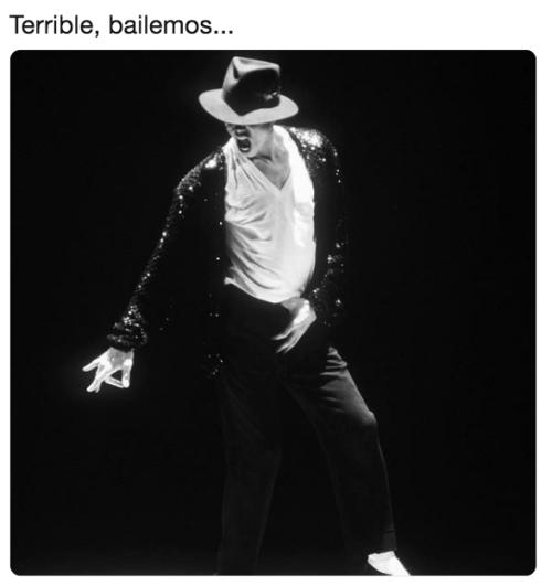 Origen y memes de terrible bailemos