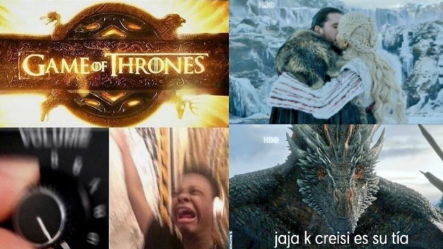 Memes De Game Of Thrones, Memes De Game Of Thrones Última Temporada, Game Of Thrones Memes, Estreno Game Of Thrones Memes, Memes, Octava Temporada