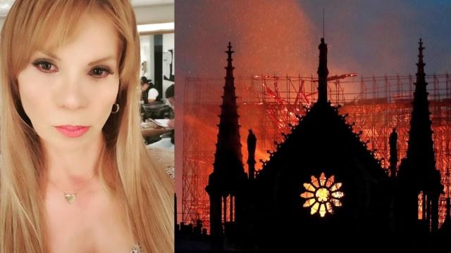 Mhoni Vidente Predijo Incendio De La Catedral De Notre Dame, Incendio De Notre Dame, Predicciones Mhoni Vidente, Mhoni Vidente, Incendio Notre Dame, Notre Dame