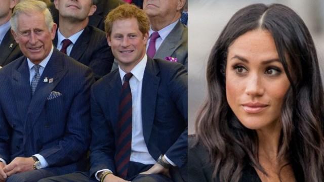 Príncipe Carlos No Quiere Meghan Markle, Meghan Markle Y El Príncipe Carlos, Principe Carlos, Príncipe Harry, Meghan Markle, No La Quieren