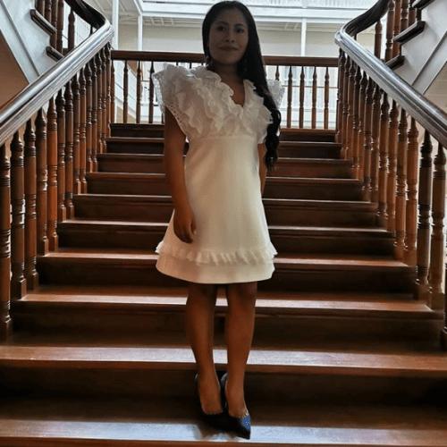 Yalitza Aparicio presume viaje a Panamá; recibe llaves de la ciudad