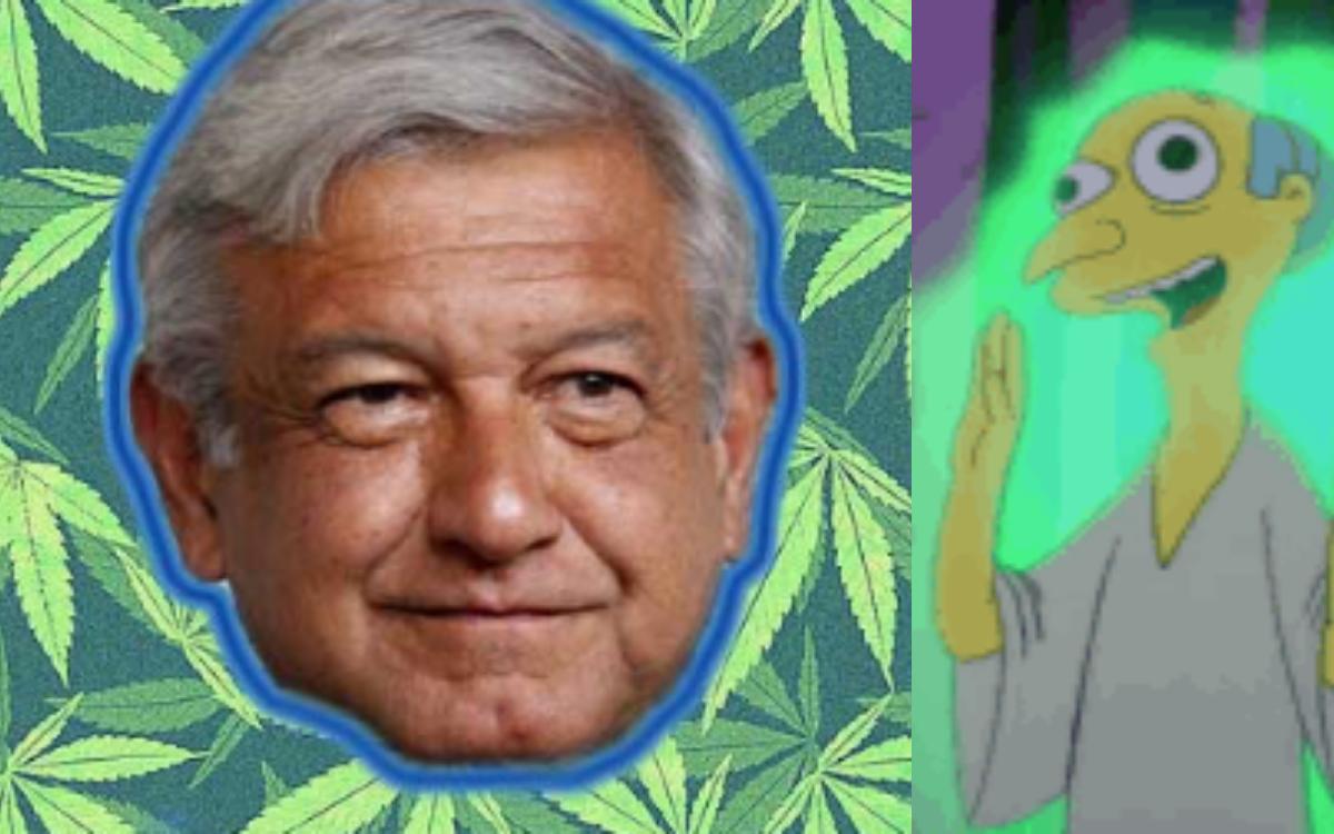 AMLO anuncia la legalización de drogas