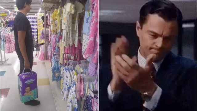 Joven conmueve redes por vender su consola por pañales