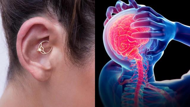 Daith Piercing, Beneficios Daith Piercing, Migraña, Piercing Para Migraña, Daith Piercing Duele, Daith Piercing Migraña