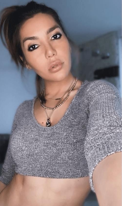 Frida Sofía se disculpa con su madre y con Michelle Salas