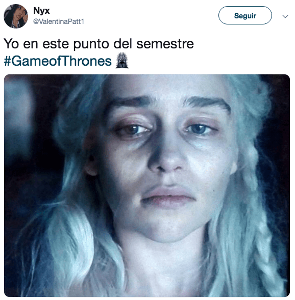 Memes del episodio 5 de la última temporada de Game of Thrones