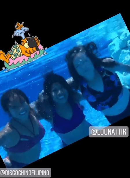 Yalitza Aparicio disfruta de nuevas vacaciones en Cancún