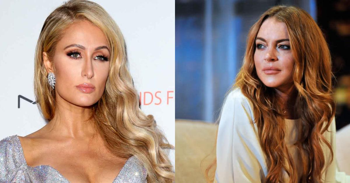 Paris Hilton Habla Mal Lindsay Lohan, Lindsay Lohan Pelea Paris Hilton, Paris Hilton Pelea, Paris Hilton, Lindsay Lohan, Kim Kardashian