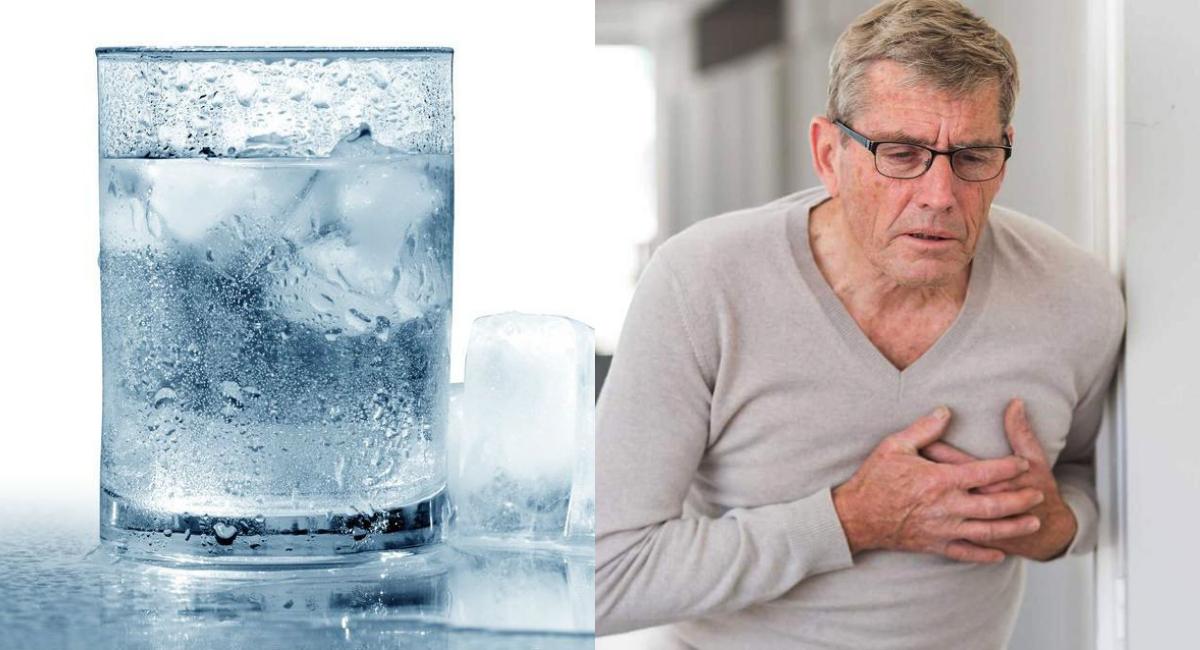 Sujeto muere al tomar agua fría después de hacer ejercicio