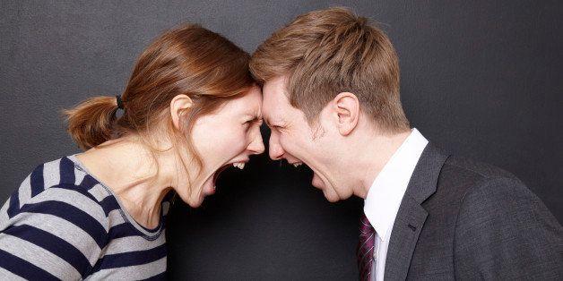 Pelear con pareja hace engordar: ciencia