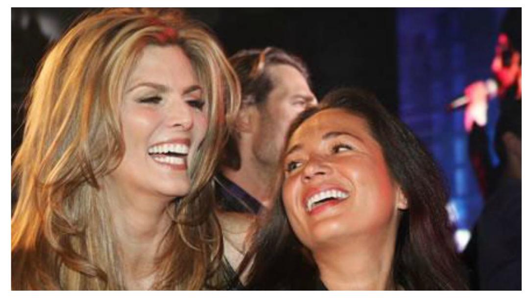 Yolanda Andrade y Montserrat hablaron de cuando fueron parej
