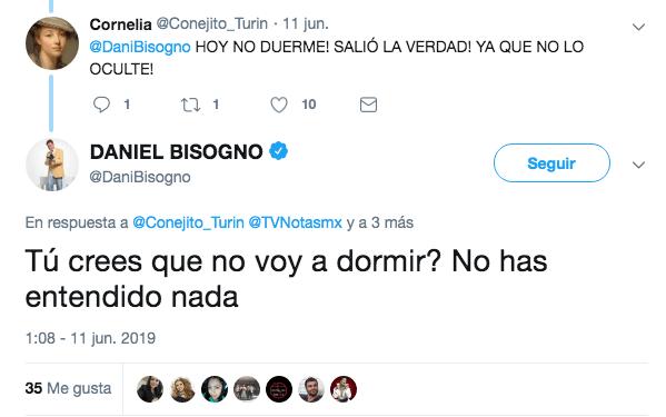 Daniel Bisogno revela que quiere vivir su sexualidad libremente