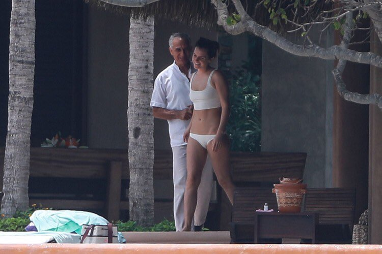 Emma Watson estuvo de vacaciones en México
