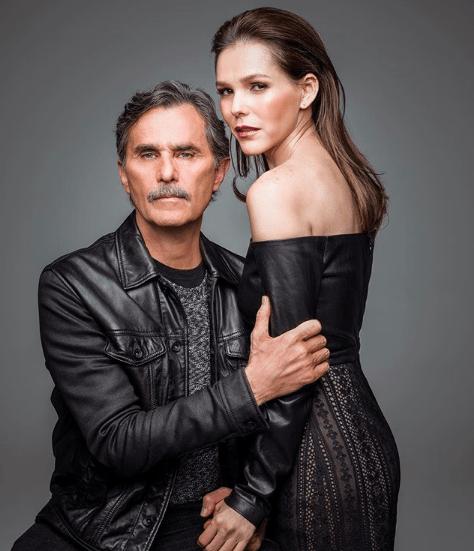 Kika Edgar habla sobre su relación con Humberto Zurita