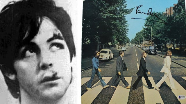 Paul McCartney Está Muerto, Paul McCartney Muerto Sargento Pimienta, Paul McCartney Abbey Road, Abbey Road Entierro Paul McCartney, Paul McCartney Muerte, Paul McCartney Doble