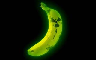 Plátano y estas cosas que tienen en casa son RADIACTIVAS