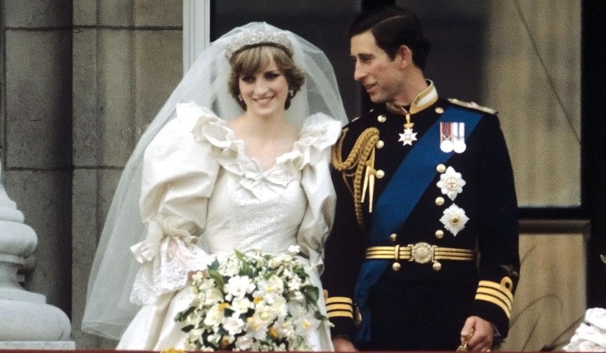 10 cosas que pasaron en la boda del príncipe Carlos y Lady Di