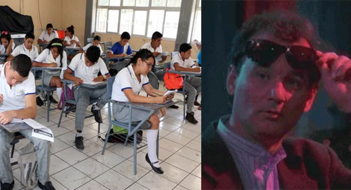 Expulsan alumna secundaria Tamapulipas por memes de maestros