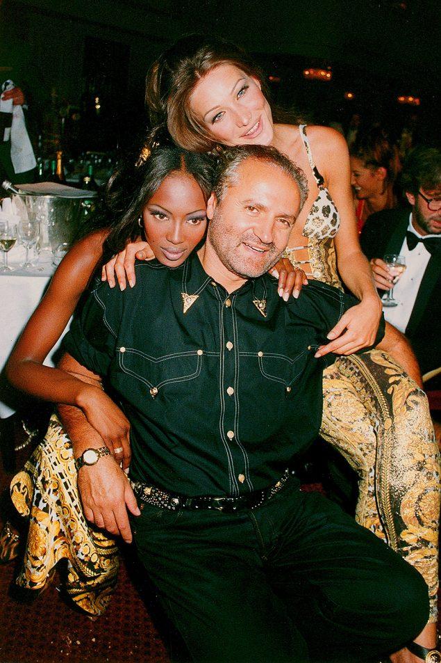 Por qué mataron a Gianni Versace
