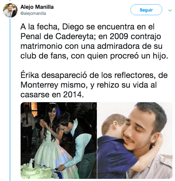 Se viraliza el hilo del asesino del Cumbres