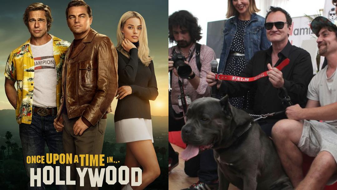PETA acusa a Tarantino de promover maltrato animal en filme