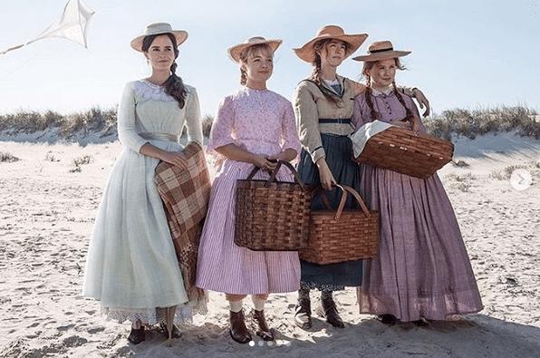 Trailer oficial de la película Mujercitas con Emma Watson