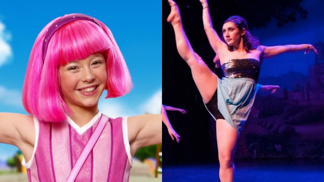 Lazy Town, Julianna Mauriello, Julianna Rose Mauriello, Julianna Rose Mauriello 2019, Julianna Mauriello, Lazy Town 2019