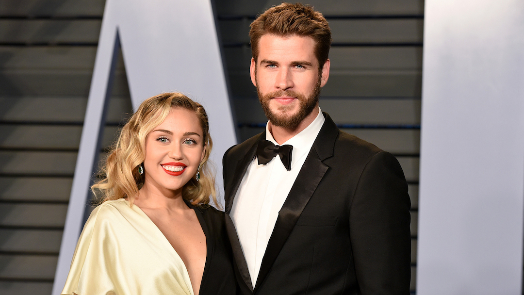 Foto Miley Cyrus Liam Hemsworth Divorcio