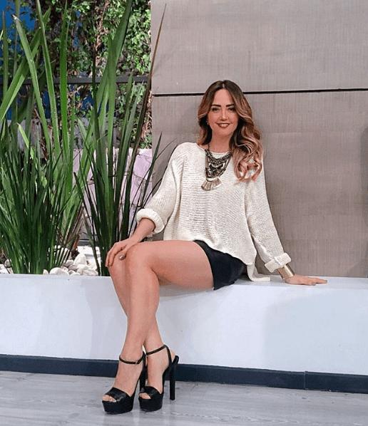 Andrea Legarreta tomará acciones legales ante ataques de Alfredo Adame