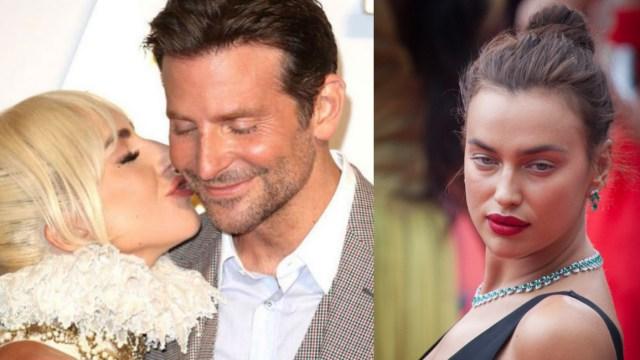 El incómodo reencuentro de Bradley Cooper e Irina Shayk