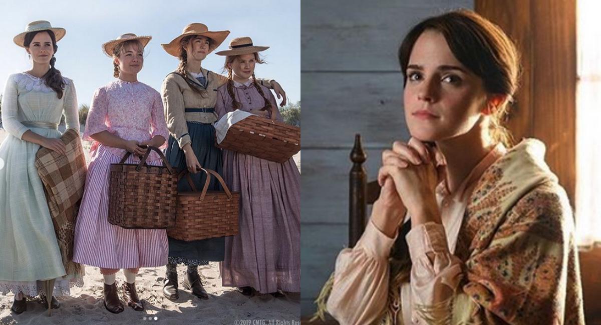 OMG: Emma Watson se casa en el nuevo trailer de 'Mujercitas'