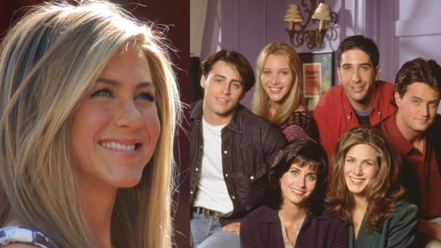 Jennifer Aniston siente nostalgia por Friends y los 90