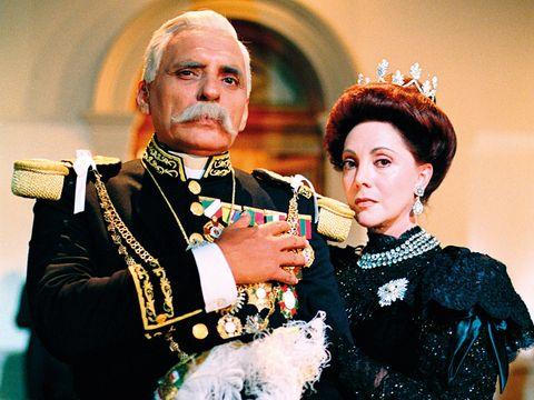 La Usurpadora, actores que han interpretado al presidente de México