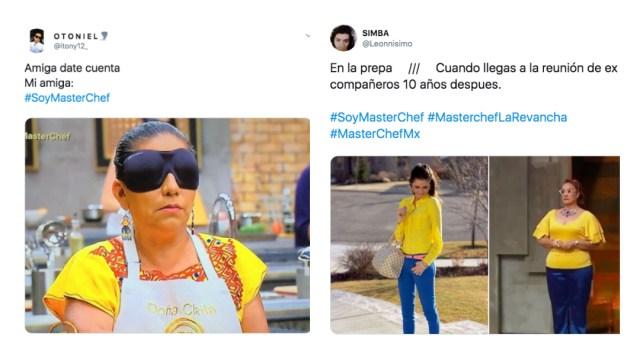 Masterchef, Masterchef México, Masterchef La Revancha Capítulo 4, Memes, Másterchef México 2019 Capítulo 4, Memes Masterchef México 2019