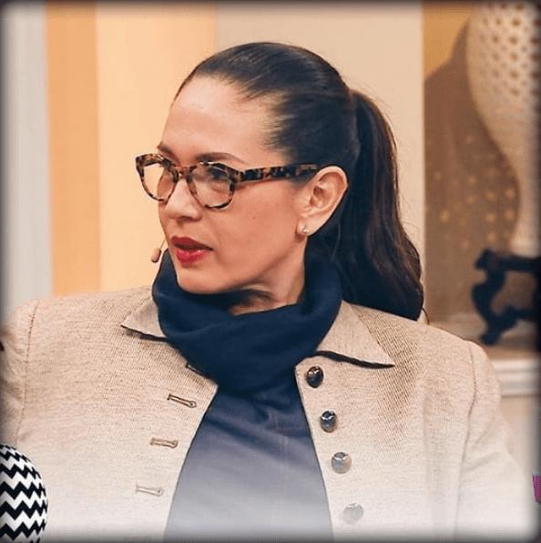 Verónica Castro desmiente que se casó con Yolanda Andrade