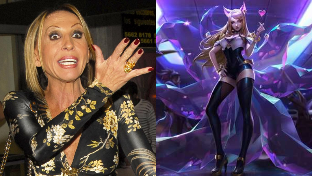 Laura Bozzo, E-Sports, League Of Legends, Laura Bozzo League Of Legends, Laura Bozzo LOL, LOL México